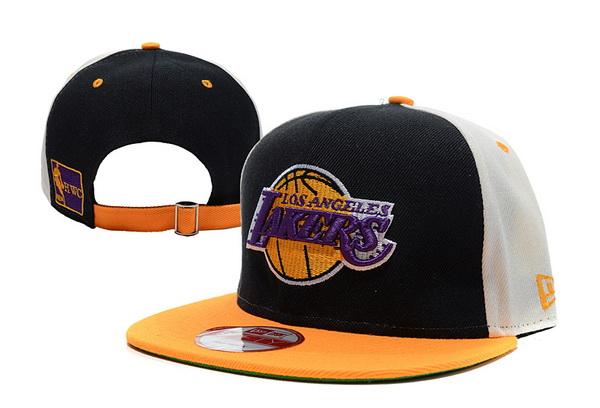 Los Angeles Lakers NBA Snapback Hat XDF132